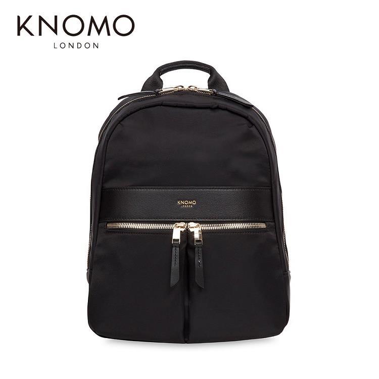 KNOMO MINI BEAUCHAMP 時尚英倫10吋城市背包-黑色