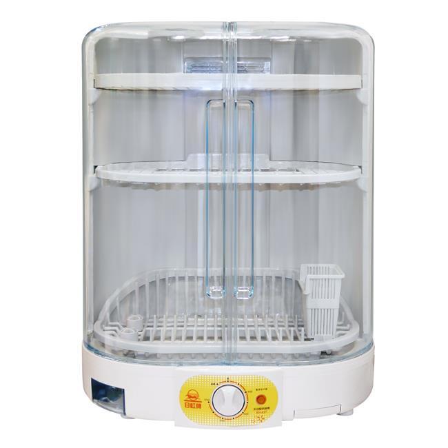 【日虹】三層直立溫風式烘碗機 RH-427