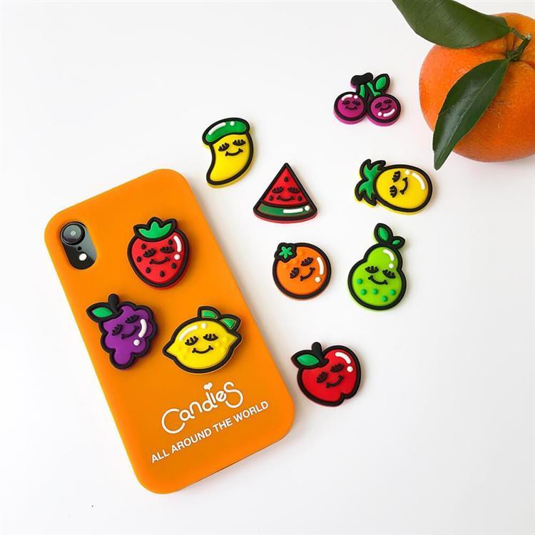 【Candies】Simple系列水果禮品包-IPhone XS Max