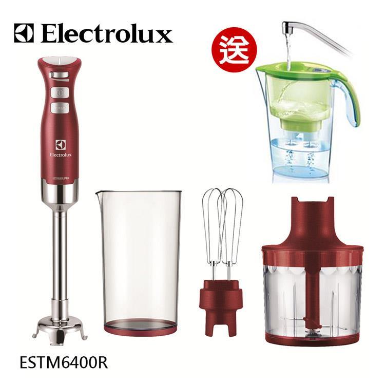 買1送2【伊萊克斯 Electrolux】專業級手持式攪拌棒 ESTM6400R