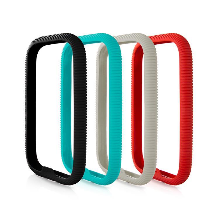 【Bone】環形手機綁 Phone RingTie - 防手滑輕薄手機邊框-灰