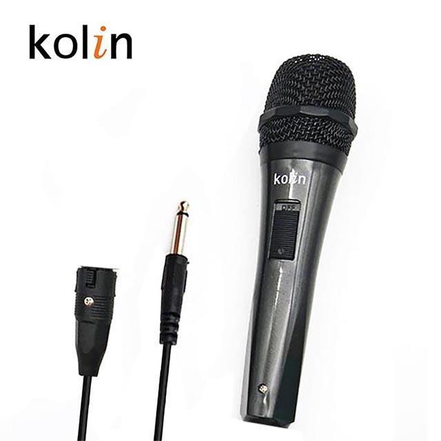kolin歌林-動圈式專業級/卡拉OK/舞台/教學/麥克風-  KMC-EH311