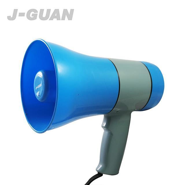 J-GUAN-充電式大聲公錄音播放喊話器JG-PMC801