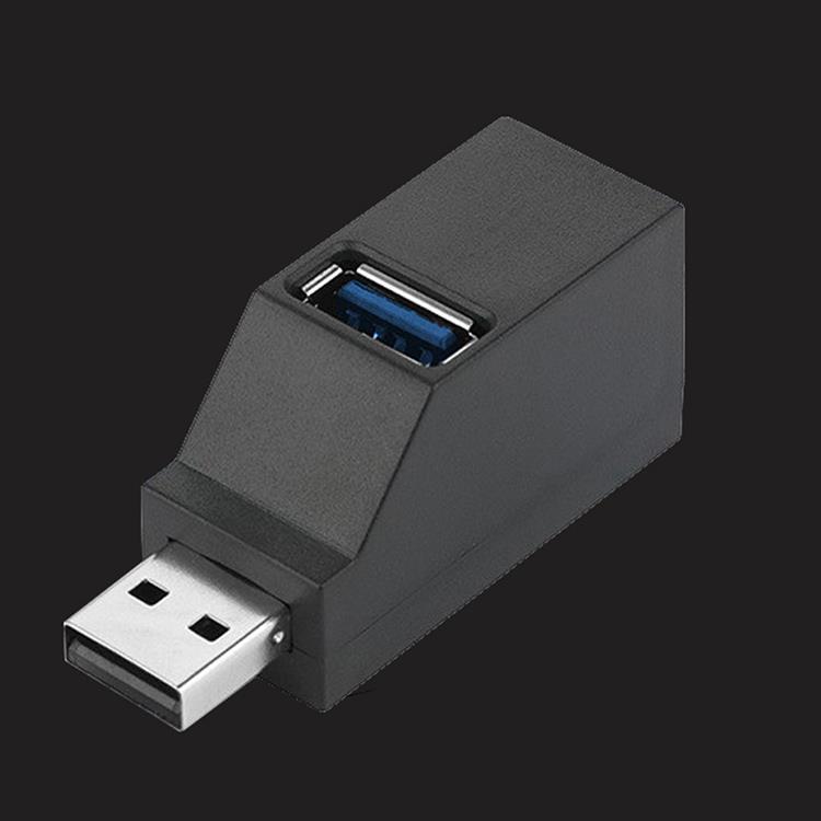 三孔USB迷你擴充座(1入)