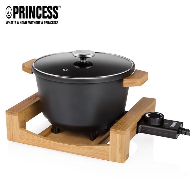 【Princess】荷蘭公主多功能陶瓷料理鍋173026-黑