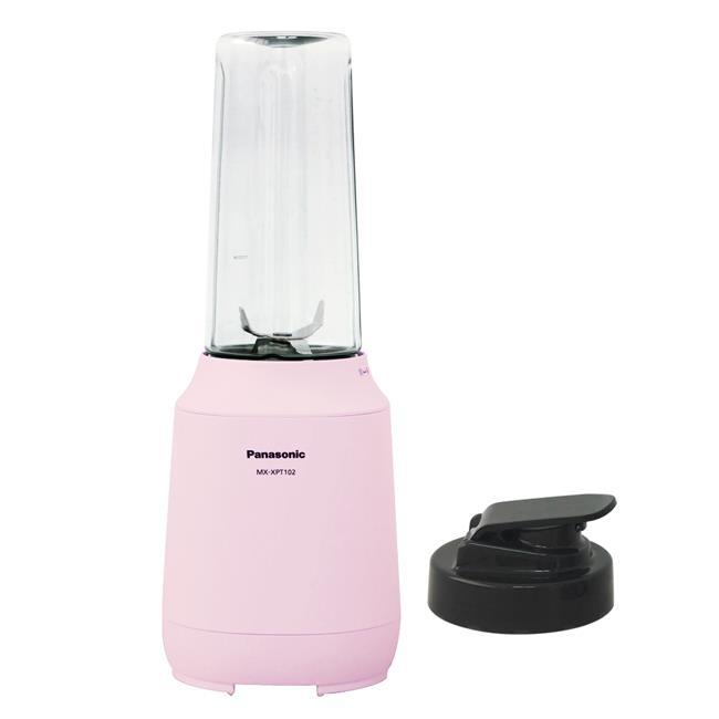 【Panasonic國際牌】隨行杯果汁機(粉) MX-XPT102-P