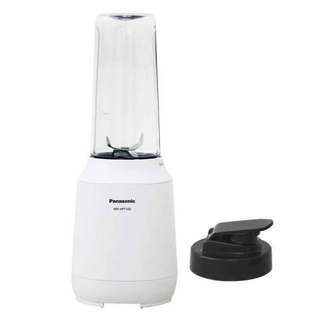 【Panasonic國際牌】隨行杯果汁機(白) MX-XPT102-W