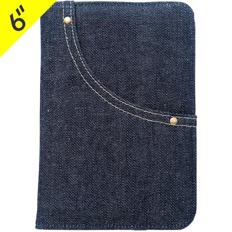 mooInk 6 吋專屬手工布套
