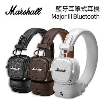 Marshall 英國 藍牙耳罩式耳機 Major III Bluetooth