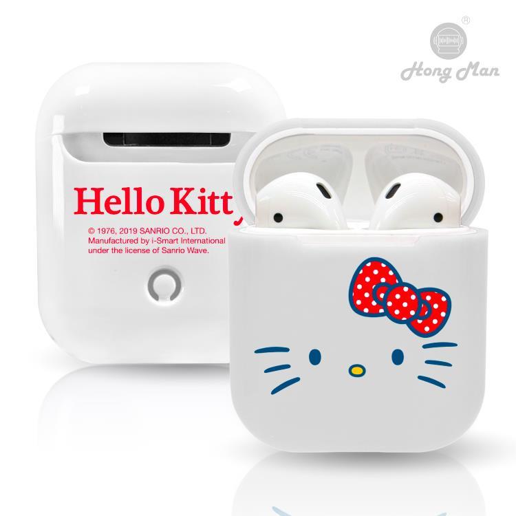 三麗鷗系列 AirPods硬式保護套 Hello Kitty