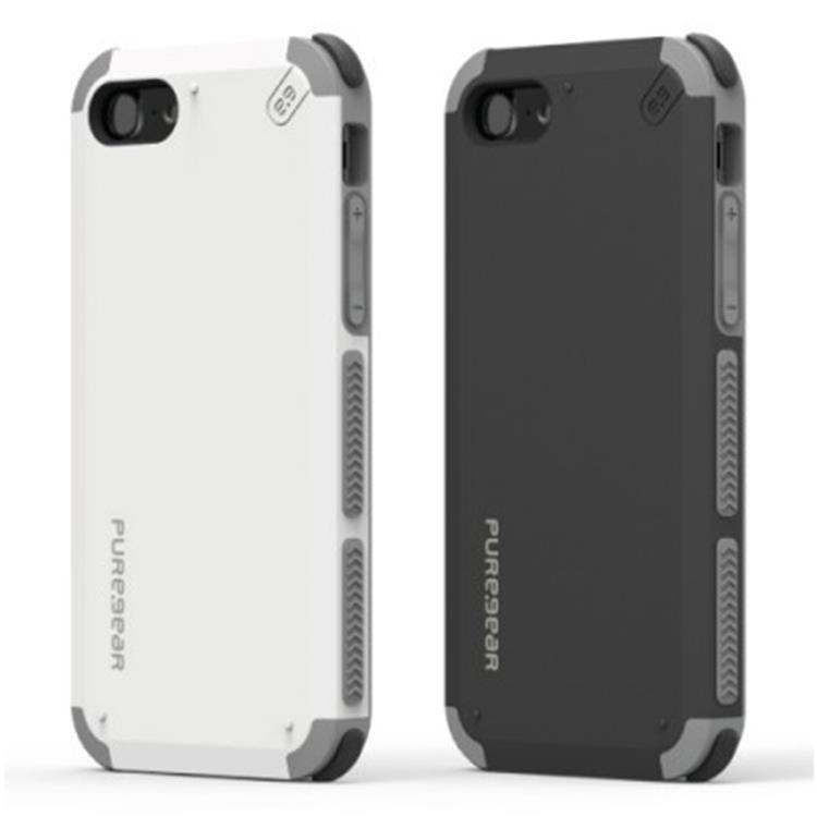 Puregear DUALTEK坦克保護殼 iPhone XS/X 5.8吋(消光黑)