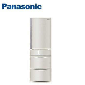 Panasonic 國際牌 411L 5門電冰箱 NR-E414VT-N1
