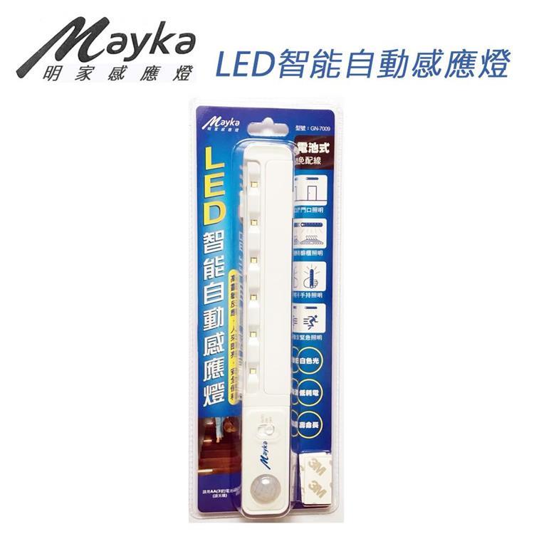 【Mayka明家】 LED智能自動感應燈(GN-7009)