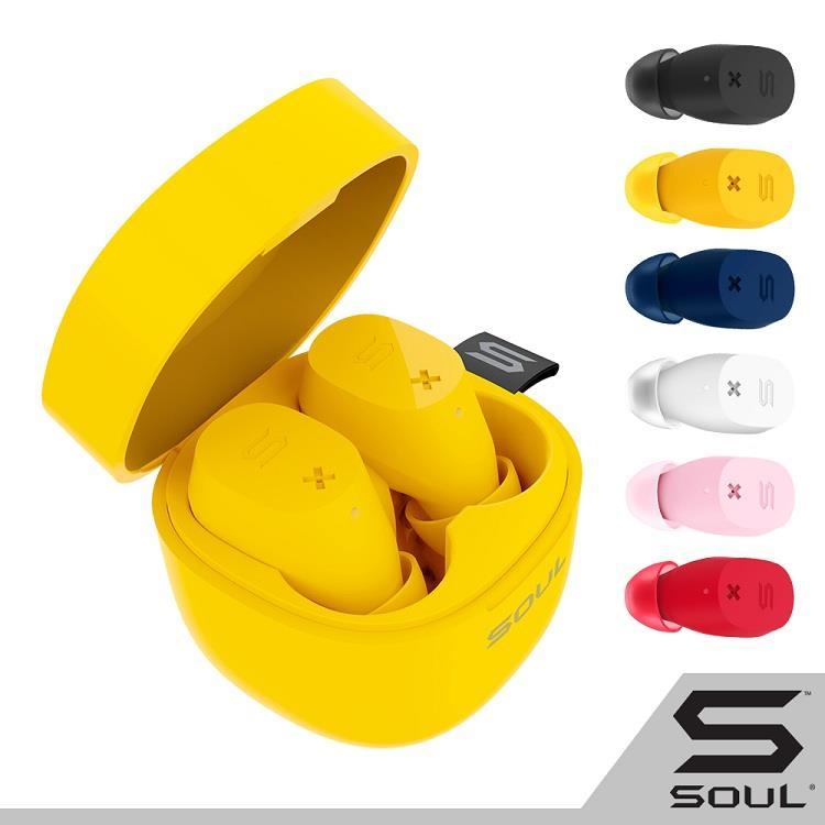 【SOUL 】ST-XX 高性能真無線藍牙耳機