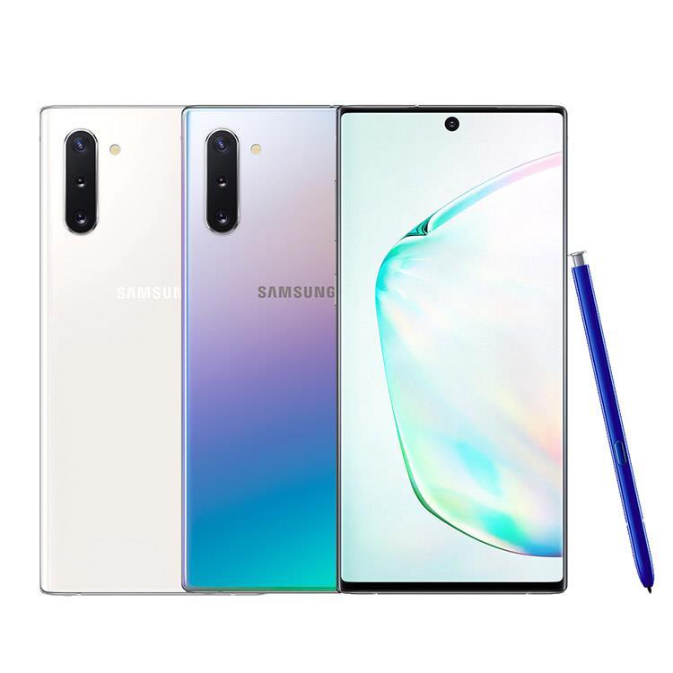 Samsung Galaxy Note 10 (8G/256G)6.3吋防水雙卡機※送自拍桿※