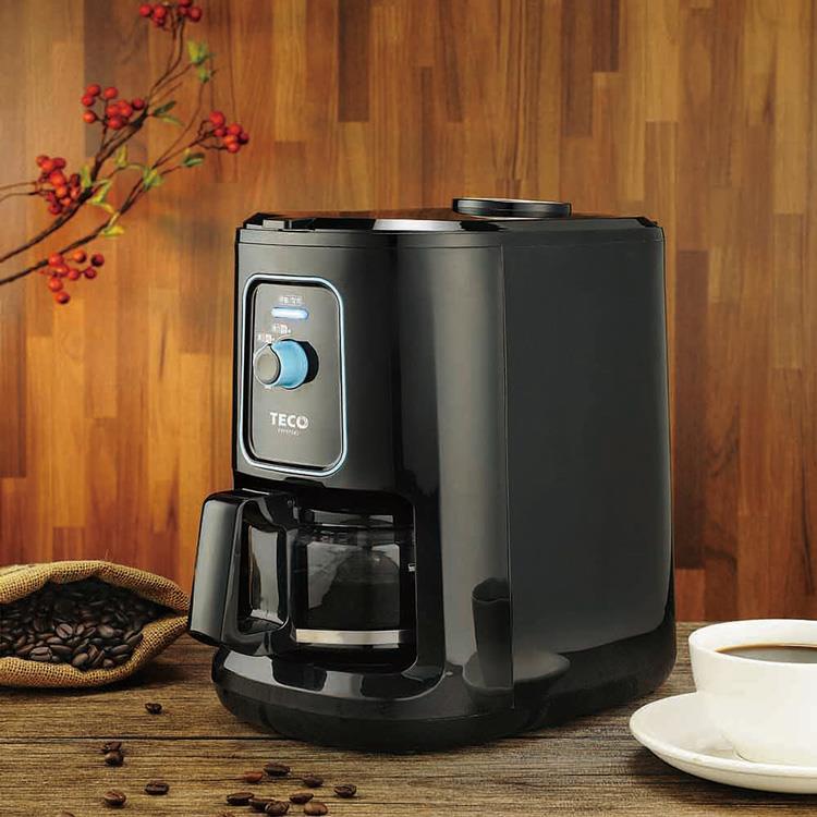 《TECO東元》 4杯份研磨咖啡機 (XYFYF042)