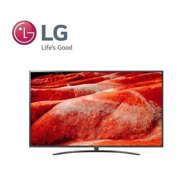 (含基本桌上安裝)LG 樂金 65型4K物聯網電視 65UM7600PWA