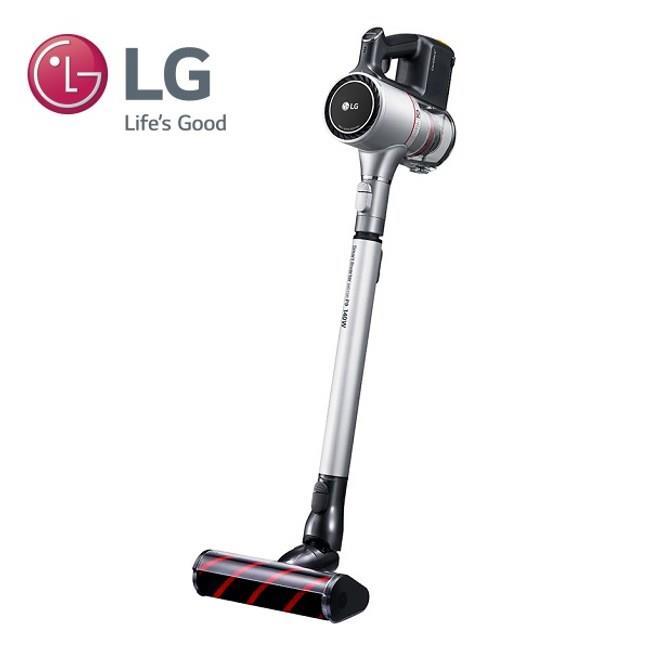 LG CordZero™ A9+快清式無線吸塵器 A9PBED2X(晶鑽銀)