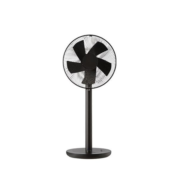 日本±0 正負零|12吋DC電風扇 XQS-Y620 咖啡 + 桌上型電風扇 XQS-A220