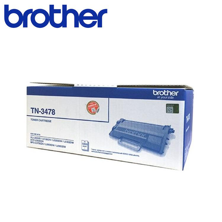 Brother TN-3478 黑色高容量碳粉匣