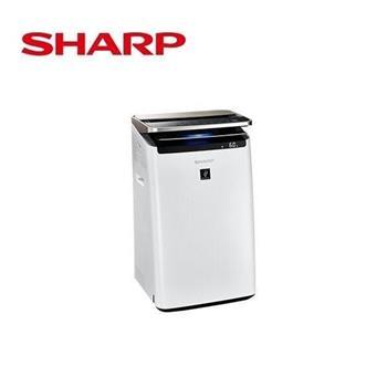 SHARP夏普 空氣清淨機 日本原裝 KI-J100T-W