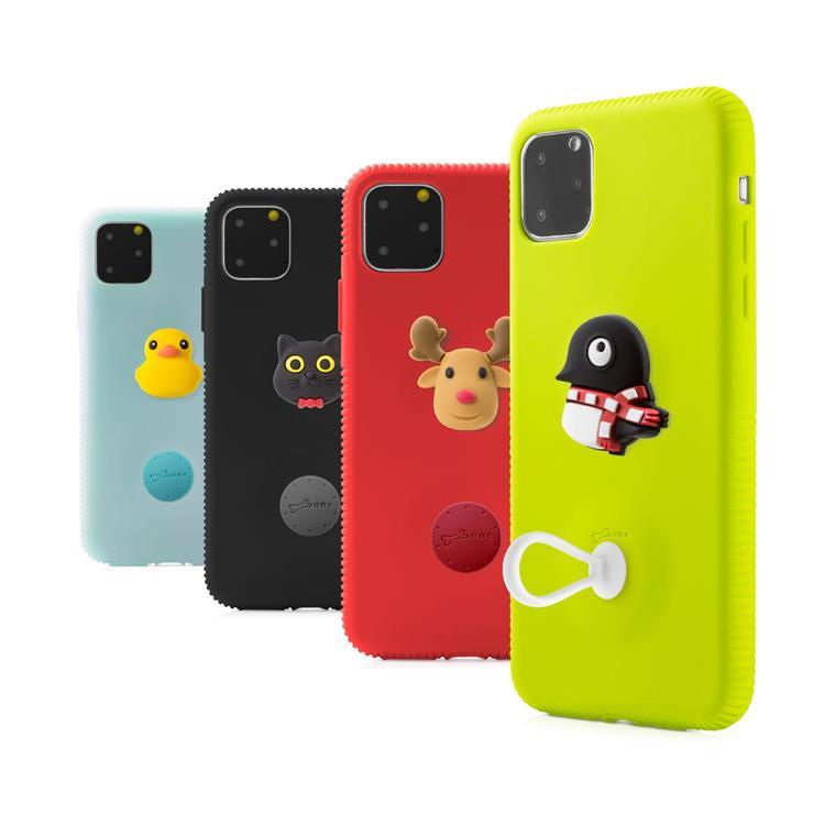 BONE IPhone11 逗扣保護套