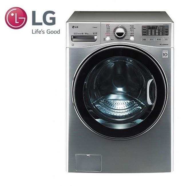 (回函送好禮)LG 18公斤 變頻滾筒洗衣機(蒸洗脫烘) 蒸氣洗衣機 WD-S18VCD