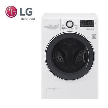 (回函送好禮)LG 14公斤 變頻洗脫烘洗衣機 F2514DTGW