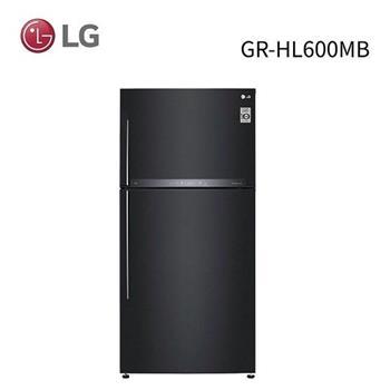 LG 樂金 608公升 變頻雙門冰箱 GR-HL600MB