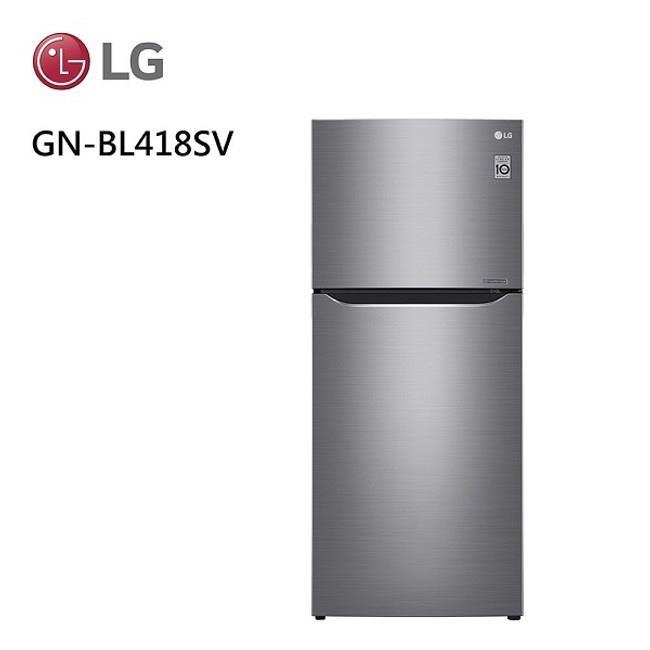 LG 樂金 393公升 兩門變頻冰箱 GN-BL418SV