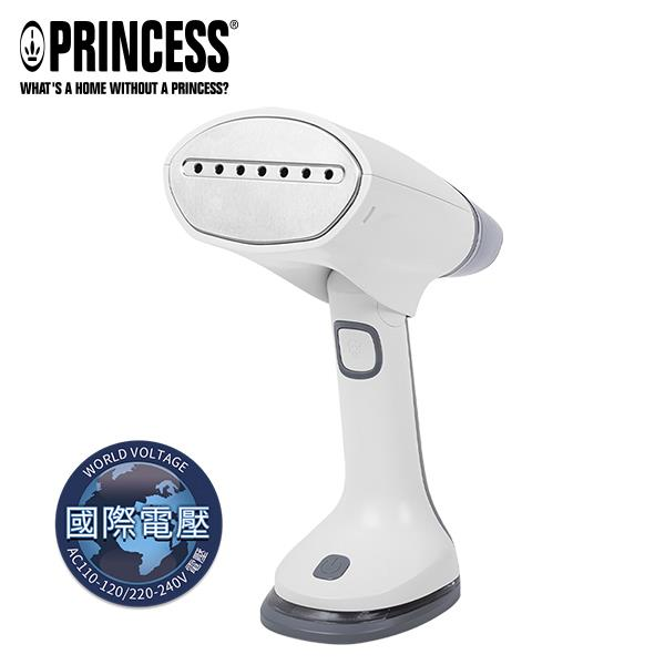 【Princess】荷蘭公主雙電壓折疊掛燙機332853贈手套
