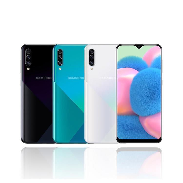 Samsung Galaxy A30s (4G/128G)6.4吋雙卡美拍機※內附保貼+保護套※