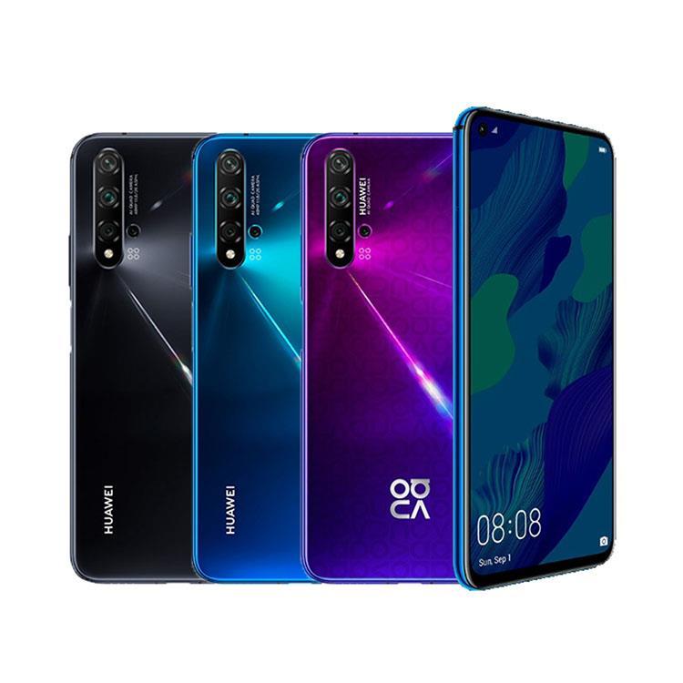 Huawei nova 5T (8G/128G)6.26吋美顏雙卡機※送自拍桿+內附保護殼※