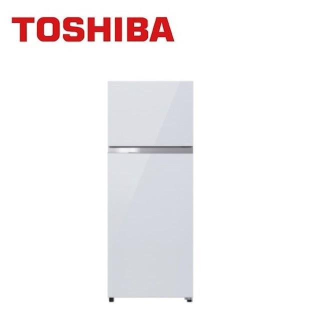 TOSHIBA 東芝 409L 雙門冰箱 GR-AG461TDZ-ZW