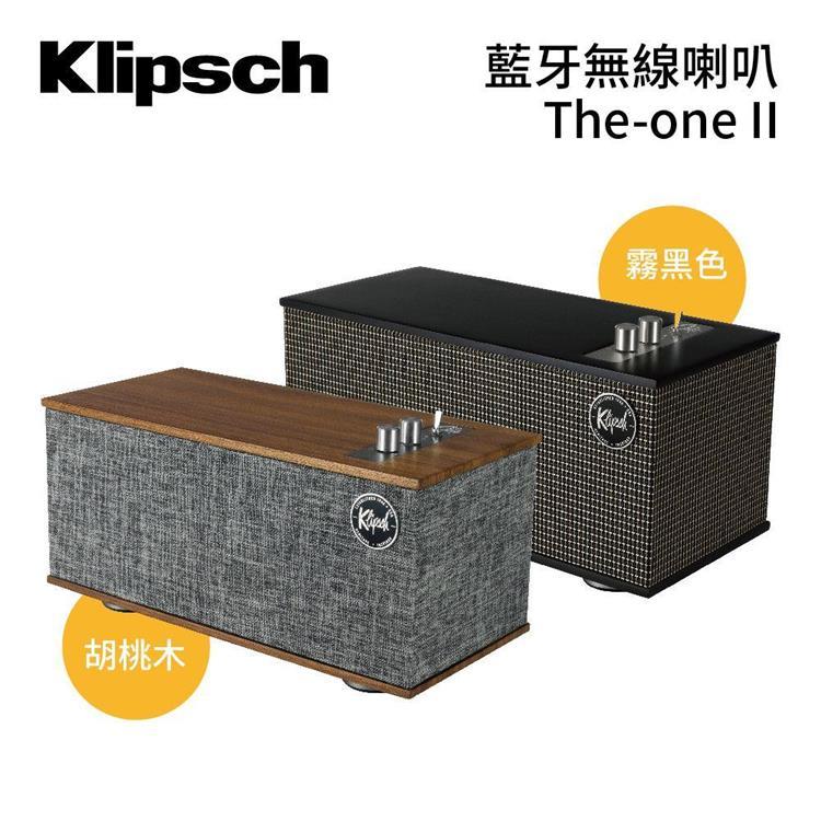 Klipsch 古力奇 3.5mm 藍牙無線喇叭 THE-ONE-II