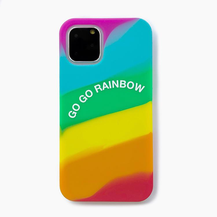 【Candies】Simple系列 愛之彩虹 - iPhone 11 Pro
