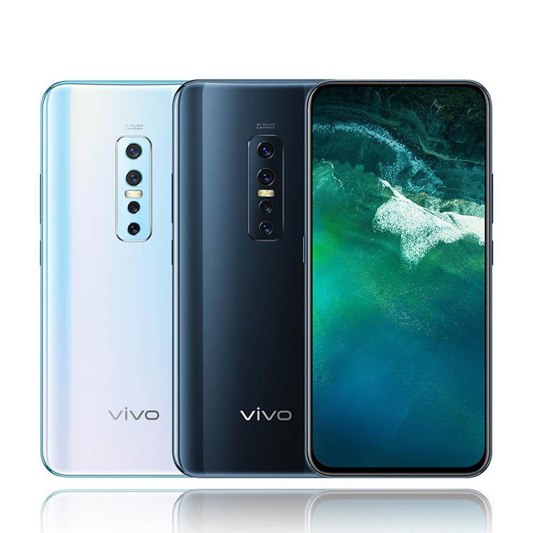 VIVO V17 Pro (8G/128G)升降鏡頭雙卡美拍機※送自拍桿+內附保護套※