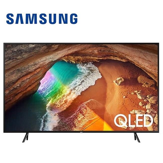(回函送商品卡2千元+安裝)三星 75吋4K QLED液晶電視 QA75Q60RAWXZW