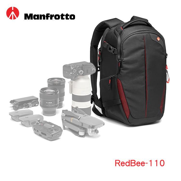 Manfrotto 旗艦級 紅蜂-110雙肩相機包 PRO LIGHT系列