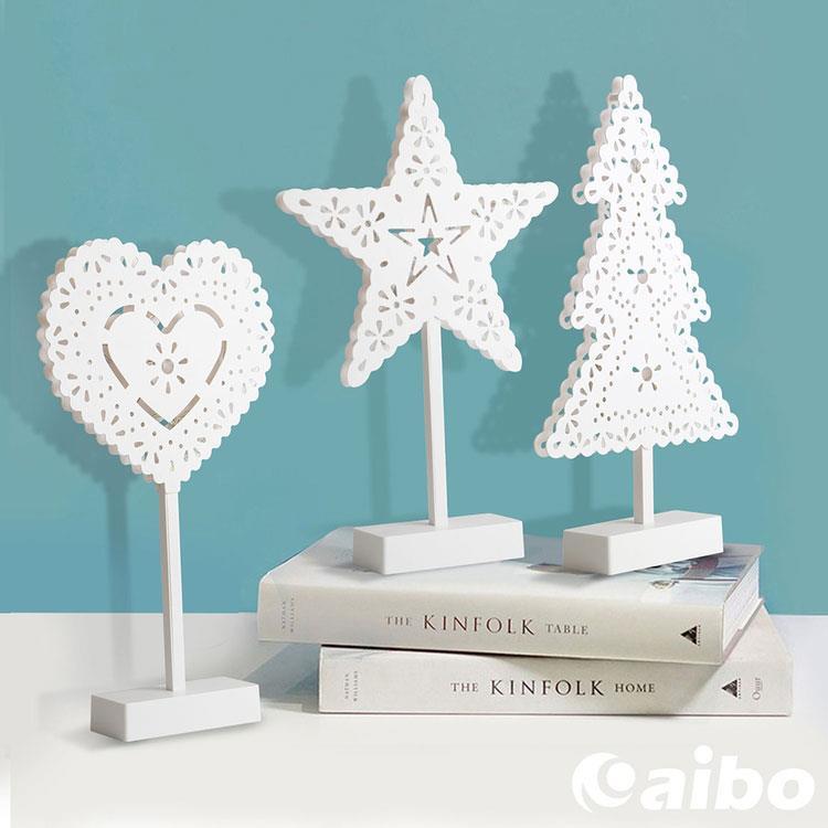 創意擺飾浪漫造型 LED裝飾燈/氣氛燈(電池式)