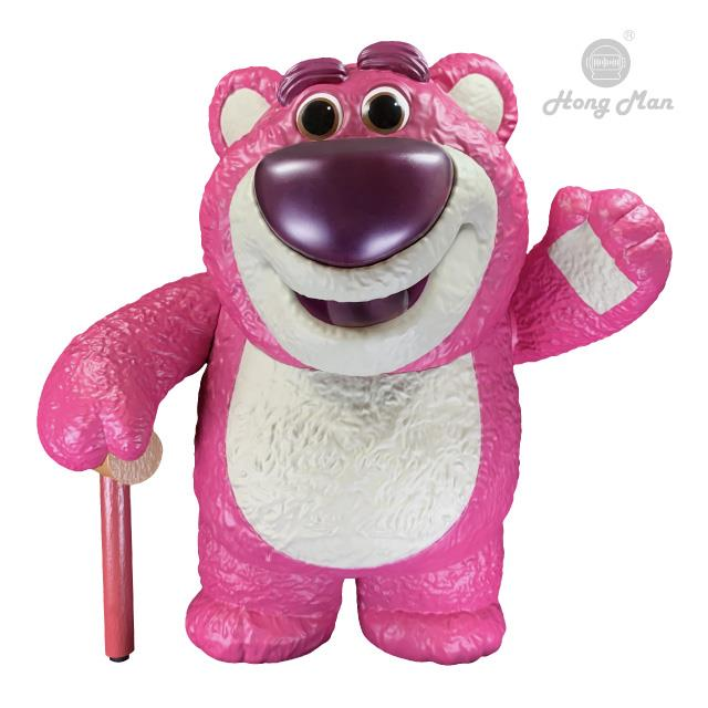 迪士尼正版授權 玩具總動員 15吋熊抱哥 立體公仔USB LED造型燈