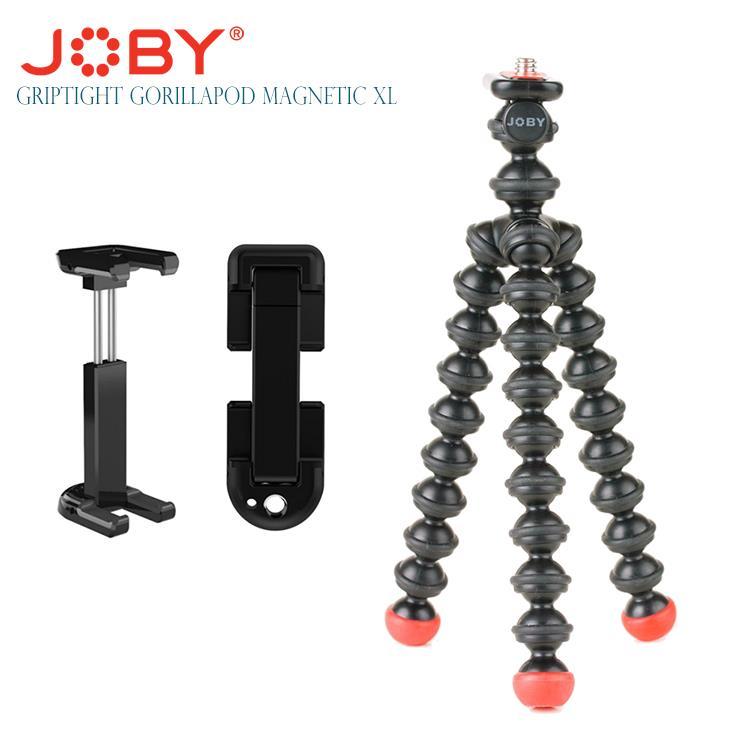 JOBY 磁力手機夾腳架 JB12/13