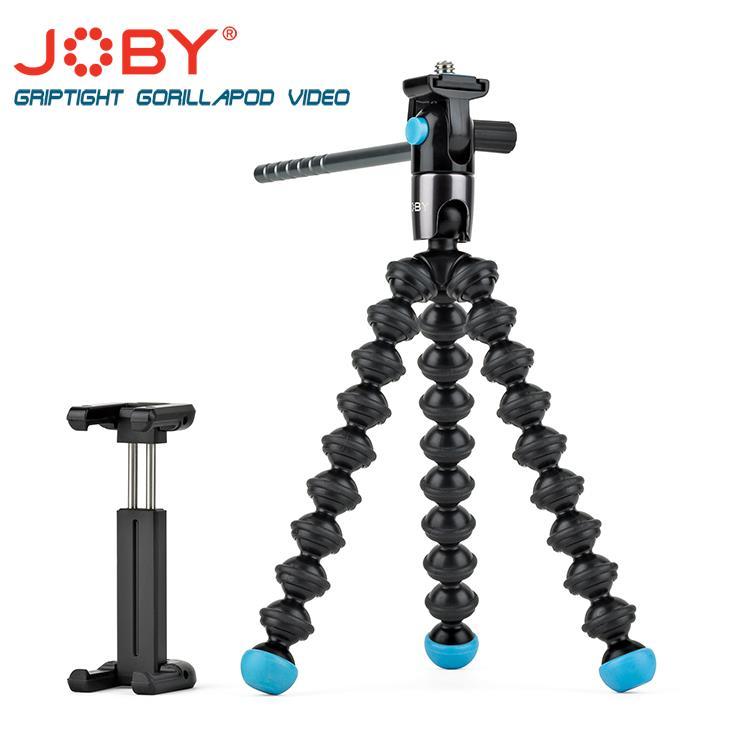 JOBY 磁力錄影腳架(含手機夾)  GripTight GorillaPod Video-JB14