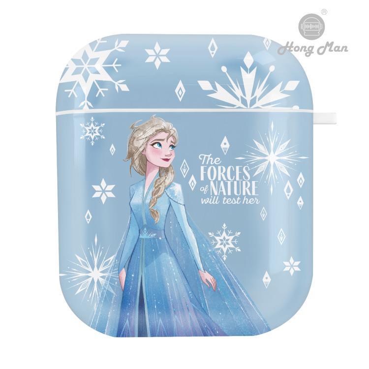 迪士尼系列 AirPods防塵耐磨保護套 冰雪奇緣 艾莎
