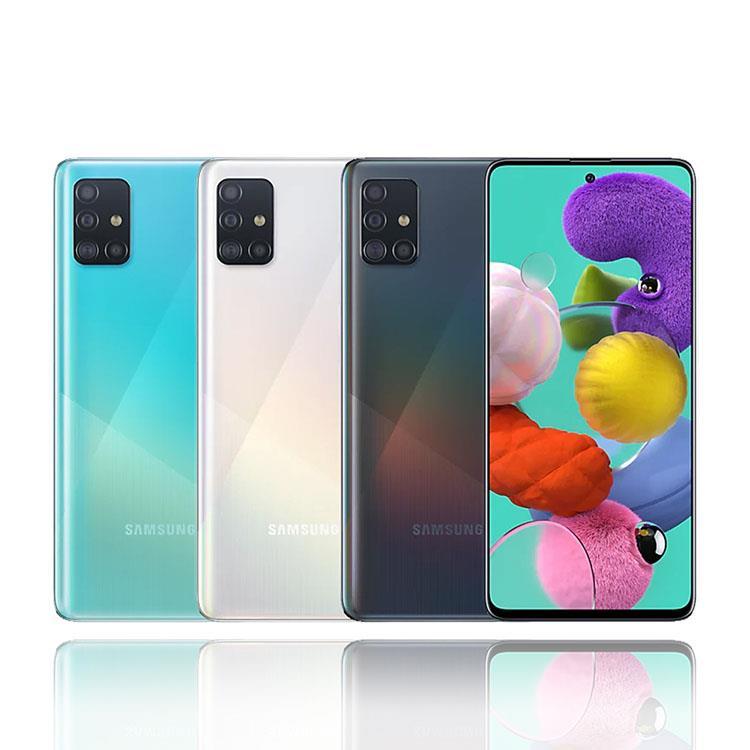 Samsung Galaxy A51 (6G/128G)大電量6.5吋雙卡美拍機※內附保貼+保護套※