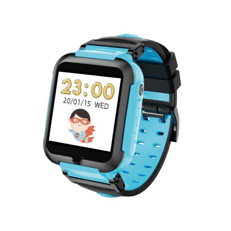 【hereu】herowatch  4G兒童智慧手錶-英雄藍