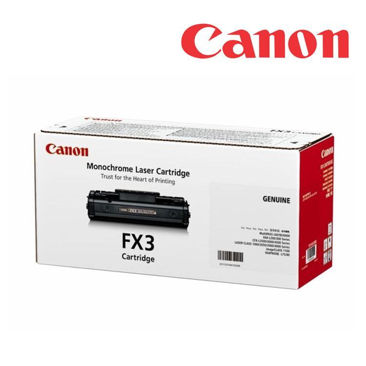 Canon FX-3 原廠碳粉匣