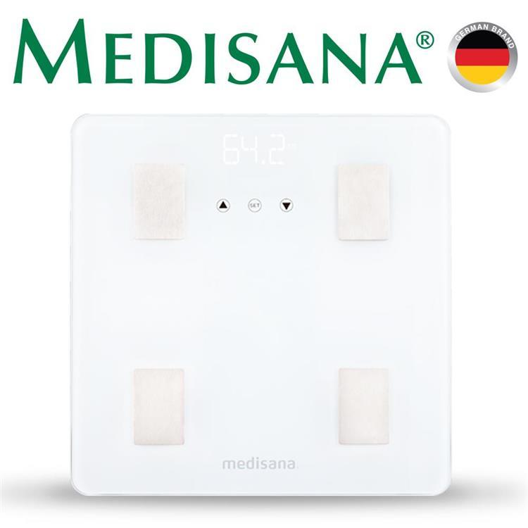 德國Medisana-多功能體重計