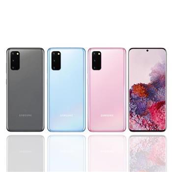 Samsung Galaxy S20 5G (12G/128G)6.2吋四鏡頭雙卡機※送自拍桿+內附