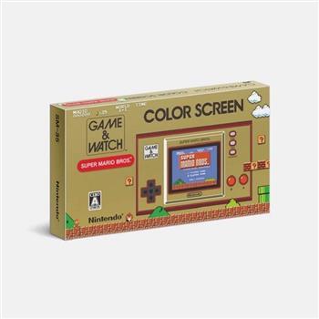 【Nintendo 任天堂】任天堂 Game & Watch: 超級瑪利歐兄弟 攜帶型遊戲機